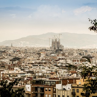 Cityextremes The Closest And Farthest Cities From Barcelona