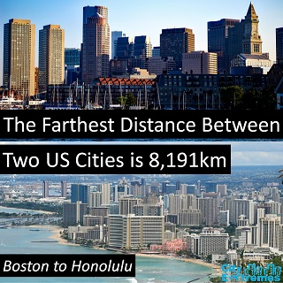 Boston to Honolulu