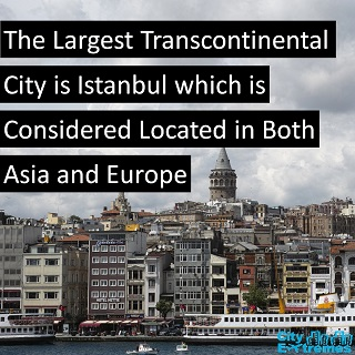 Transcontinental City